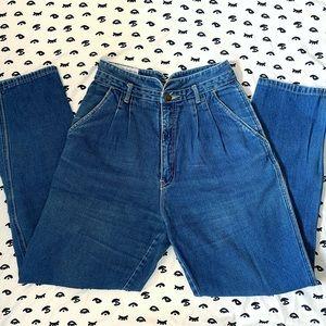Unique Vintage Mom Jeans!